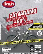 Hervis katalog Superova Zadar