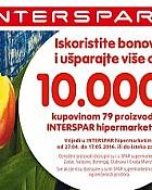 Interspar kuponi svibanj 2016