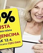 Konzum akcija umirovljenici -10% popusta