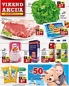 Konzum vikend akcija do 17.4.