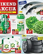 Konzum vikend akcija do 10.4.
