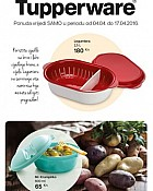 Tupperware katalog do 17.4.
