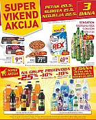 Billa vikend akcija do 22.5.