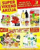 Billa vikend akcija do 29.5.