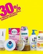 Bipa vikend akcija -30% popusta depilacija, sunčanje