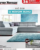 Harvey Norman katalog Dnevne sobe