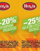 Hervis vikend akcija do 23.5.