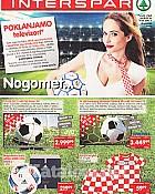 Interspar katalog nogomet