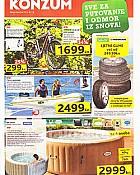 Konzum katalog ljeto 2016
