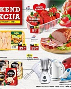 Konzum vikend akcija do 15.5.