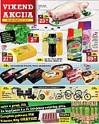 Konzum vikend akcija do 22.5.