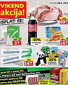 Konzum vikend akcija do 29.5.