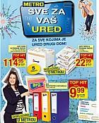 Metro katalog Ured svibanj