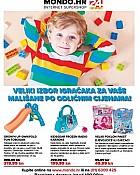 Mondo katalog Igračke
