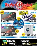 Technomarket katalog Black friday weekend