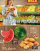 Billa katalog Voće i povrće