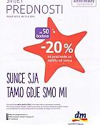 DM katalog Svijet prednosti lipanj