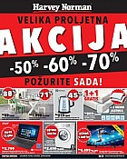 Harvey Norman katalog Proljetna akcija 2016