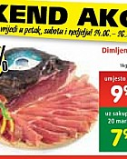 Interspar vikend akcija do 26.6.