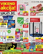 Konzum vikend akcija do 12.6.