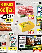 Konzum vikend akcija do 19.6.