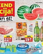 Konzum vikend akcija do 26.6.