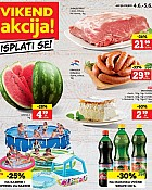 Konzum vikend akcija do 5.6.