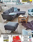 Lesnina katalog Novi namještaj srpanj 2016