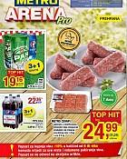 Metro katalog Arena Osijek prehrana do 29.6.
