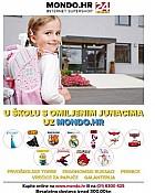 Mondo katalog Školske torbe