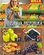 Billa katalog Voće i povrće do 13.7.