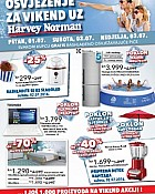 Harvey Norman katalog Vikend popusti