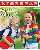 Interspar katalog Škola 2016