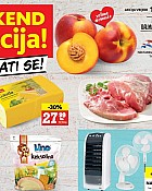 Konzum vikend akcija do 17.7.
