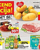 Konzum vikend akcija do 24.7.