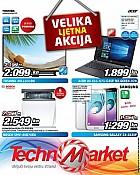 Techomarket katalog Velika ljetna akcija