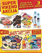 Billa vikend akcija do 14.8