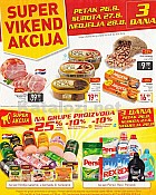 Billa vikend akcija do 28.8.