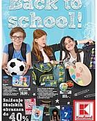 Kaufland katalog Škola 2016