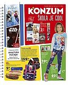 Konzum katalog Škola 2016