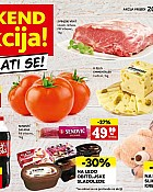 Konzum vikend akcija do 21.8.