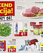 Konzum vikend akcija do 28.8.