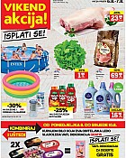 Konzum vikend akcija do 7.8.