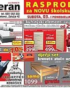 Lateran katalog Rasprodaja za novu školsku godinu