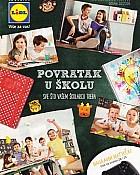 Lidl katalog Škola 2016