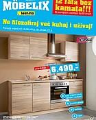 Mobelix katalog Kuhinje do 30.8.