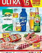 Ultra Gros vikend akcija do 28.8.