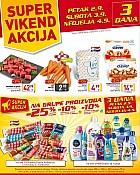 Billa vikend akcija do 4.9.