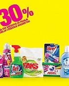 Bipa vikend akcija -30% sredstva za pranje i čišćenje