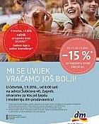 DM katalog Šubićeva Zagreb